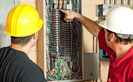 Anaheim Electrician Electrical Panel