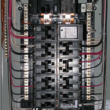 Orange County Electrician Electrical Panel Upgrade